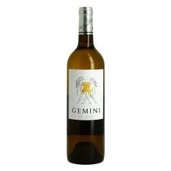 GEMINI Vin Blanc Demi Sec par Charles Hours