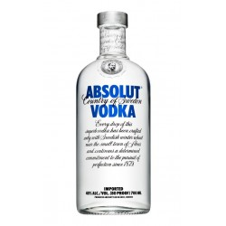 VODKA ABSOLUT 40% 1L