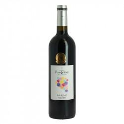 Pécharmant Sur le Fruit Vin Rouge du Sud-Ouest par le Château Poulvère