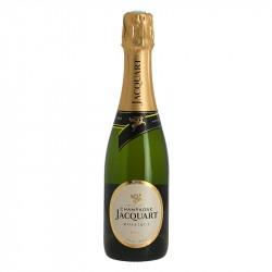 Demi Bouteille champagne JACQUART 37.5 cl  Brut Mosaïque