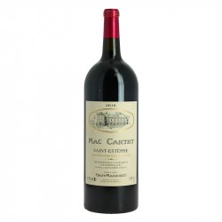 Mac Carthy 2016 Saint Estèphe Vin rouge de Bordeaux Magnum 1.5 l