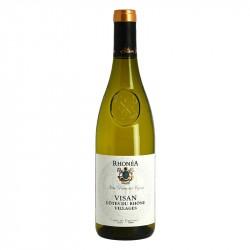 VISAN Blanc Côtes du Rhône Villages Notre Dame des  Vignes par Rhonéa