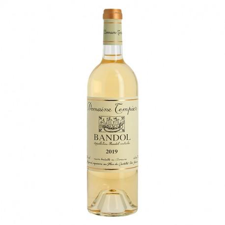 BANDOL Domaine TEMPIER Vin Blanc de Provence