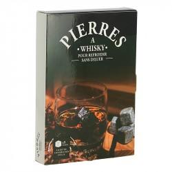 Pierres à Rafraichir Whiskies & Spiritueux & Vins x 9