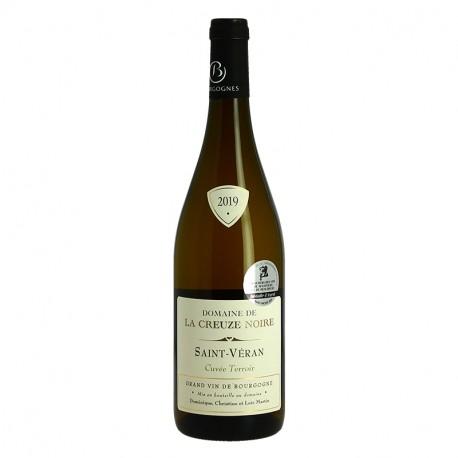 Saint Véran Domaine de la Creuze Noire Martin Vin Blanc de Bourgogne