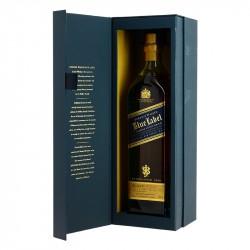 JOHNNIE WALKER Blended Whisky BLUE LABEL en Etuis