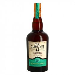 Whisky The GLENLIVET Illicit Still 12 ans Speyside Single Malt