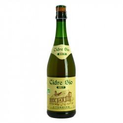 Cidre BIO Brut par Verrier
