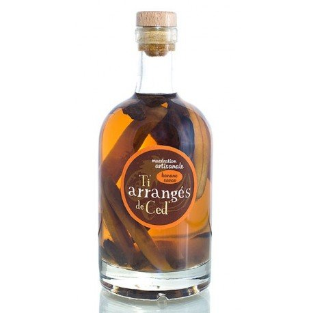 Punch au Rhum Banane Cacao Ced 1.5 litres