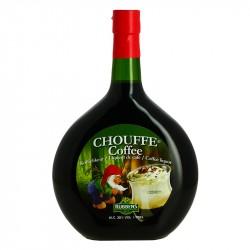 CHOUFFE Coffee Liqueur de Café à base d'Esprit d'Achouffe 70 cl