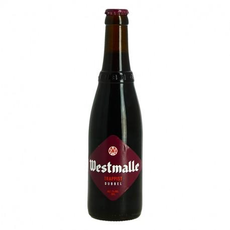 Bière Westmalle Dubbel 33cl