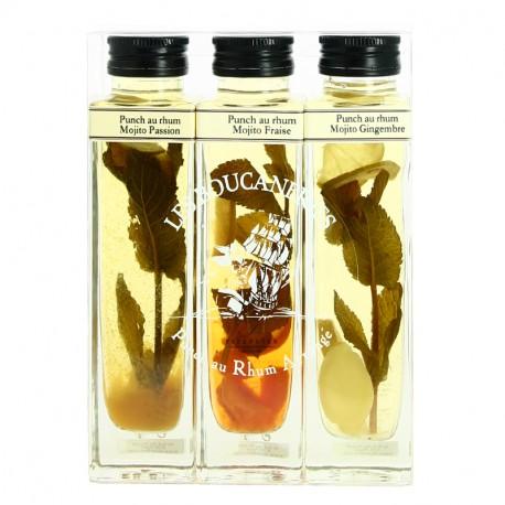 Mojito Etui 3 Parfums Fisselier 3 x 20cl