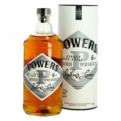 POWERS 12 ans John Lane Single Pot Still Irish Whiskey 70 cl