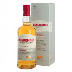 BENROMACH Contrast Peat Smoke Speyside Single Malt Scotch Whisky