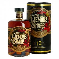 Rhum Demon's Share 12 Ans  Rhum Ambré du Panama