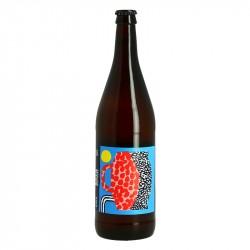 Bière Gallia La MIELLEUSE Bière Sauvage de la Brasserie Gallia 66 cl