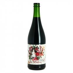 LA MALINE Bière Noire des Flandres 75 cl Brasserie Thiriez
