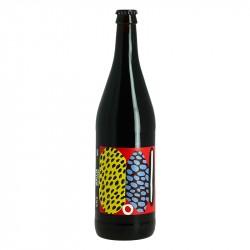 Bière GALLIA Myrtille Bière Sauvage de la Brasserie Gallia 66 cl