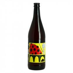 Bière Gallia NELSON OXYDATIF Bière Sauvage de la Brasserie Gallia 66 cl