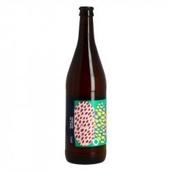 Gallia EXTRAWURST Bière Sauvage de la Brasserie Gallia 66 cl