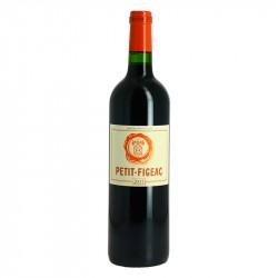 Le Petit Figeac Second Vin du Château Figeac 2017
