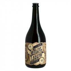 WILDE LEEUW Bière Blonde SOUR Abricot 75 cl