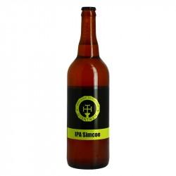Quentovic Bière Blonde IPA Houblon Simcoe 75 cl