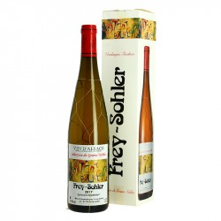 FREY SOHLER Sélection de Grains Nobles Gewurztraminer Vin Blanc d'Alsace Liquoreux 75 cl