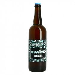 La OUAïTE Bière Blanche de la Brasserie des Pélerins 75 cl