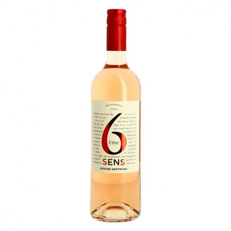 6ème Sens rosé Gérard Bertrand Vin Rosé du Languedoc