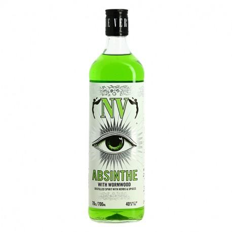 Absinthe La FEE NV aux Plantes d'Absinthes Verte 70 cl