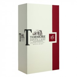 Coffret Whisky Tormore 16 ans Speyside + 2 Verres