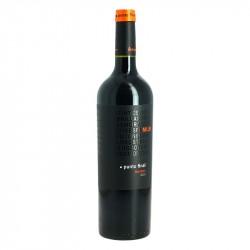 Punto Final Malbec vin rouge d'Argentine 75 cl
