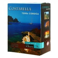 Costarella BIB 3L Terra Corsica Rosé