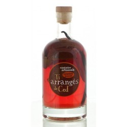 Punch au Rhum carambole passion Ced 35cl