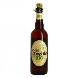 GOUDALE Bière Blonde BIO 75 cl