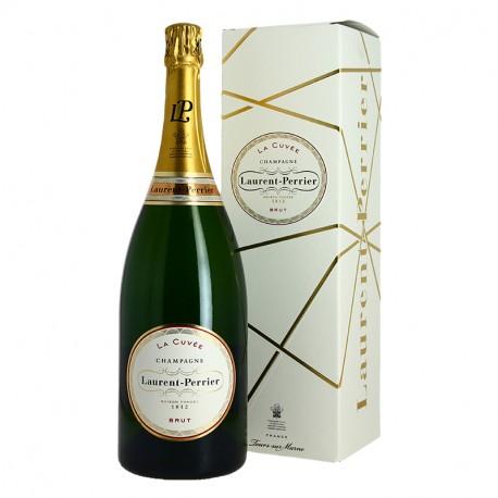 Champagne Laurent Perrier La Cuvée brut en Magnum