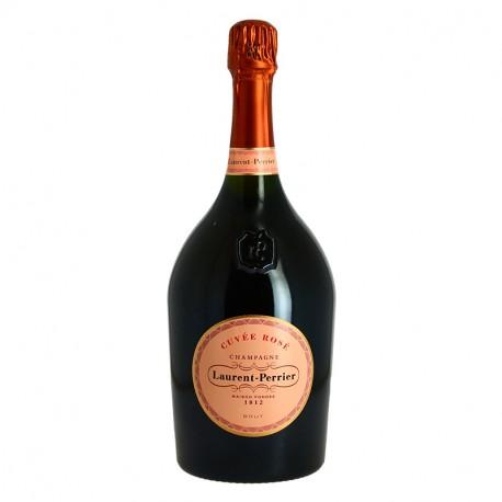 Champagne Laurent Perrier Cuvée Rosé 1.5 l Magnum