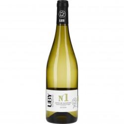 UBY N°1 Côtes de Gascogne Blanc Sauvignon Gros Manseng