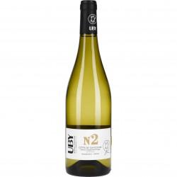 UBY N°2 Côtes de Gascogne Vin Blanc Chardonnay Chenin Blanc