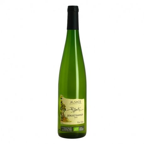 GEWURZTRAMINER HEITZ  Vin Biologique d'Alsace 75 cl