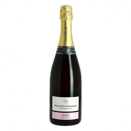 Champagne ALEXANDRE DEMARJORY Champagne Rosé 75 cl