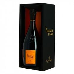 Champagne VEUVE CLICQUOT La Grande Dame 2008 en Coffret 75 cl
