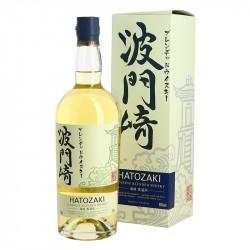 HATOZAKI Wkisky Japonais Blended 70 cl