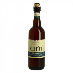 CH'TI Signature Bière Triple 75CL