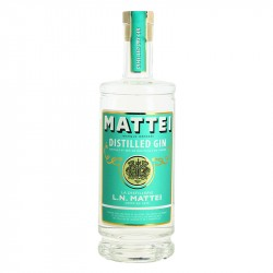 Distilled Gin CORSE L.N. MATTEI 70 cl