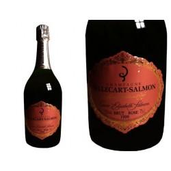 Cuvée Elisabeth Salmon 1998 Champagne Billecart-Salmon Rosé 75 cl