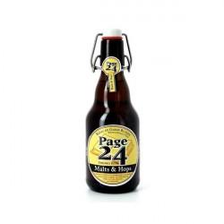 page 24 malts et hops 33cl biére de garde blonde