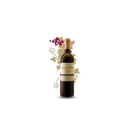 Château LAMOTHE PONTAC Vin du Médoc demi-bouteille 37.5 cl