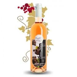 Rosé Mûre Cassis Fruitt'y Vin 75 cl